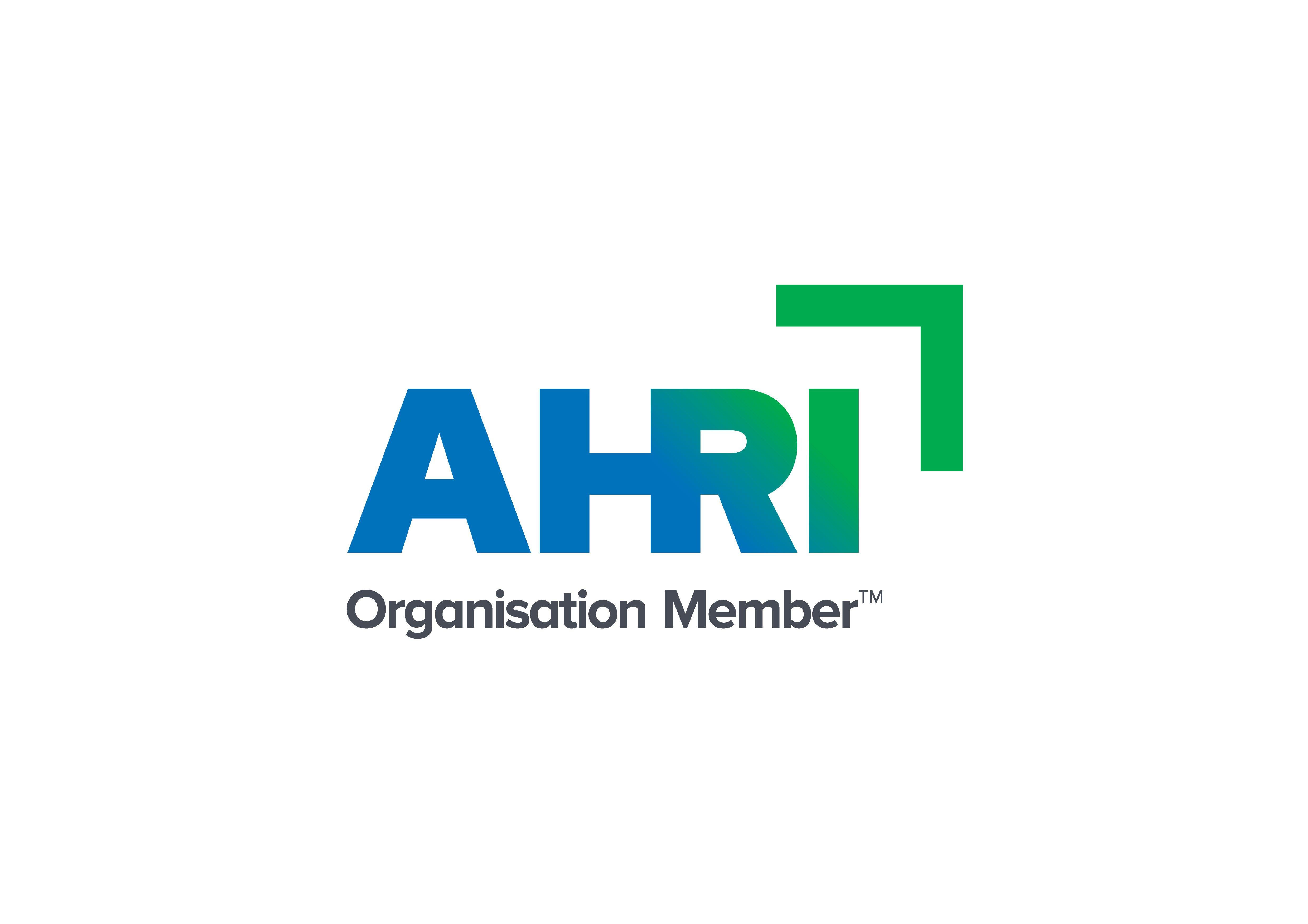 AHRI organisation member