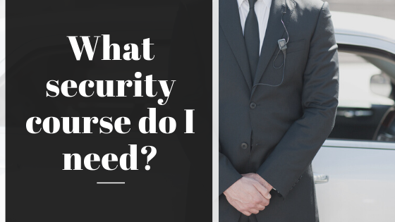 what security course do i need