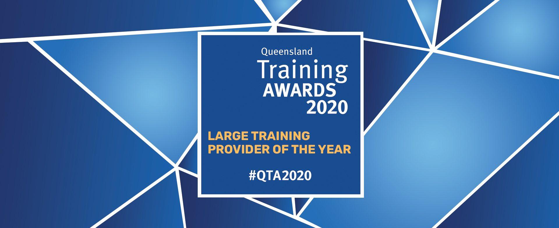 Queensland Training Awards 2020