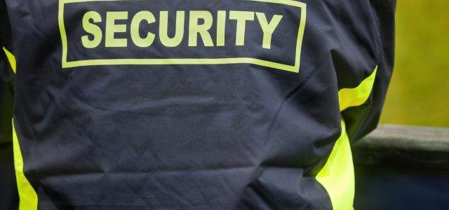 is security a good job