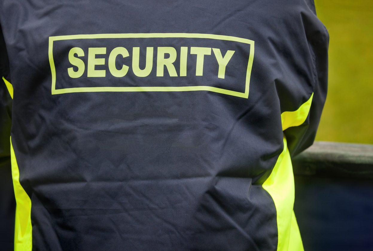 is security a good job