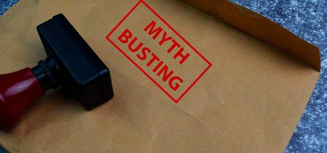 myths about security guards