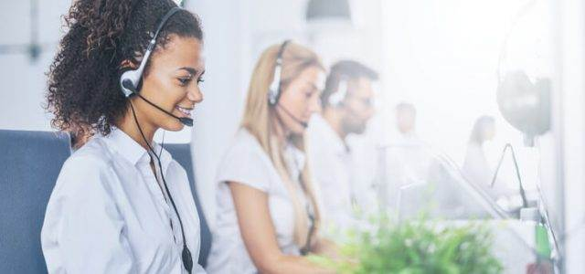 becoming a call centre operator