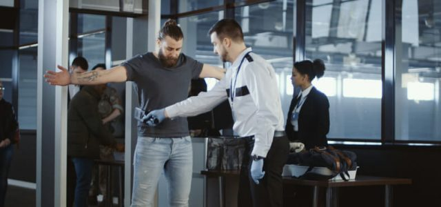 jobs in airport security